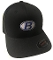 Brunswick Black Flex Fit Cap