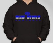 Brunswick Middle School Football Hoody